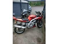 Suzuki Sv1000 and sv650 2 bikes for sale