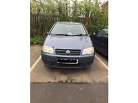 FIAT PUNTO *SPARES AND REPAIRS ONLY*