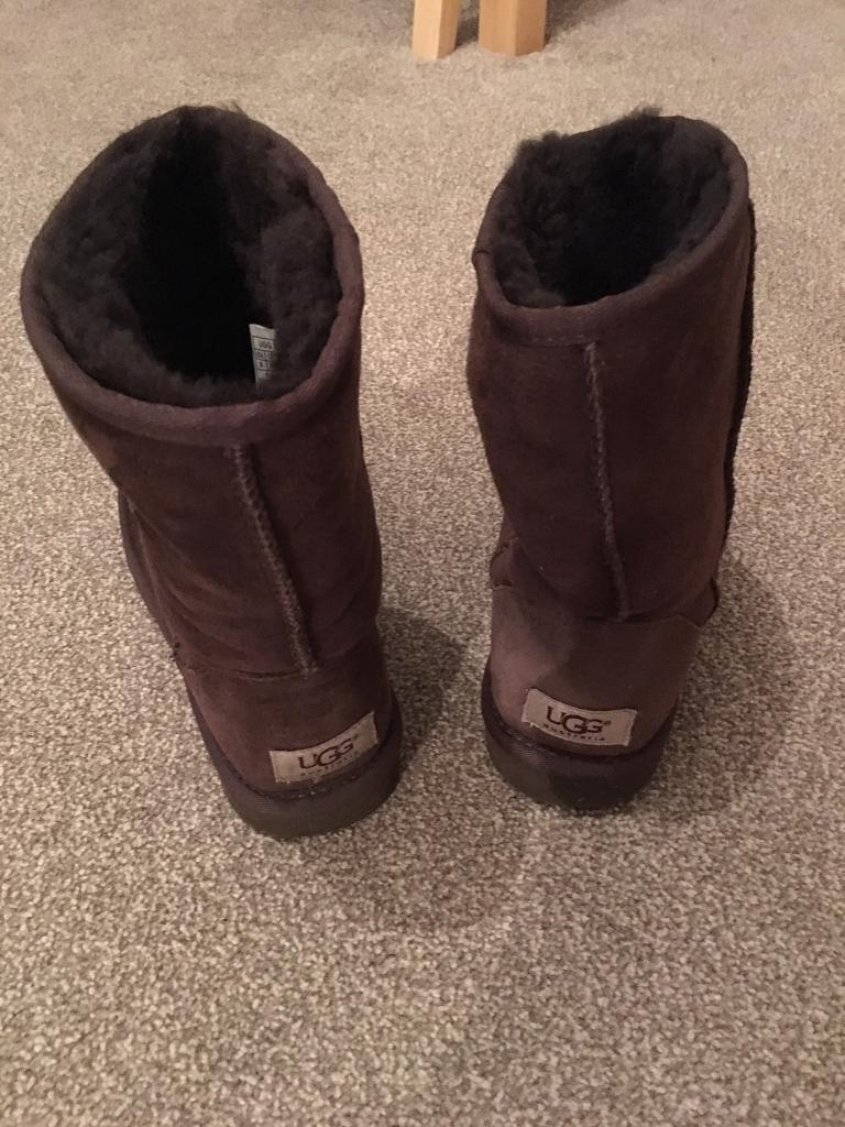 Genuine if boots UK 4.5