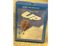 Up (Blu Ray, DVD & Digital Copy)