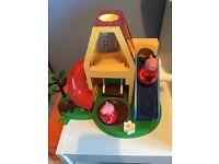Peppa pig weebles house