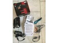 JVC CAMCORDER BLACK, BOXED, HD QUAD WATER, DUST, FREEZE & SHOCK PROOF SD & BAG