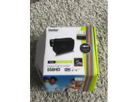 "Vivitar DVR558HD Digital Video Camcorder - Black (2.4"" Screen, 4x Digital Zoom)"