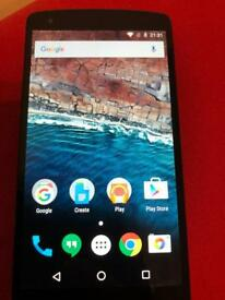 Nexus 5 for sale