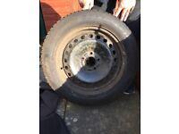 Ford C Max Spare wheel