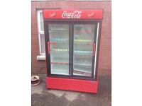 Large bar fridge