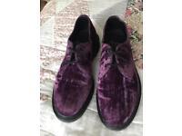 Doc Martens Ladies Shoes