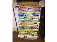 Annuals 1960-1990's Beano etc collection