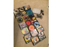 Sony Ps1 console and loads games