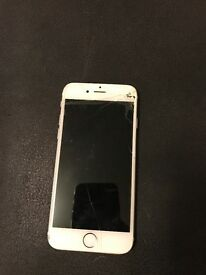 IPhone 6 gold 64gb EE