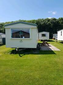 Caravan For Hire Cresswell Towers Northumberland