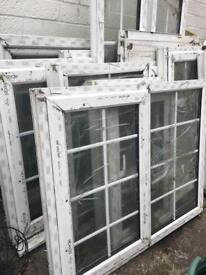 Georgian bar windows