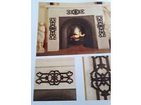 Handcarved Stone Firesurrounds