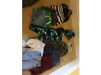 0-3 month baby clothes bundle