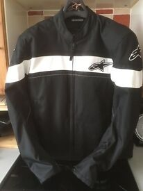 NEW! Never worn Alpinestar Motorcycle Jacket