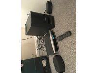 bose 321 dvd surround sound system