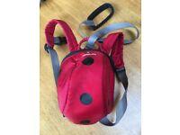 Dinosaur or Ladybird Little Life toddler Backpack