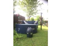 Sold Jacuzzi hot tub spa