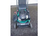 Qualcast Self Propelled Petrol Lawn Mower 46cm
