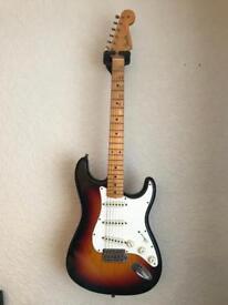 Fender Custom Shop Post Modern Journeyman Relic Strat.