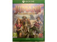 Xbox one / series X game Jumanji