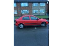 53 plate Astra 1.6 active 8v