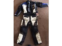 Nitro textile suit new with tags £70 Ono