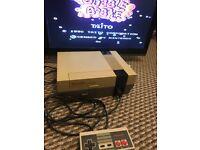 SNES/NES consoles