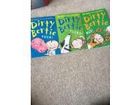 Dirty birtie 6 books