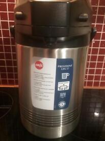 PRESIDENT Pump-vacuum jug