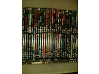 163 x Horror DVDs