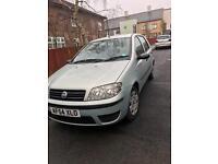 Fiat punto 1.4 low mileage