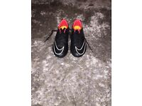 Nike mercurial football boots size 5 in good condition