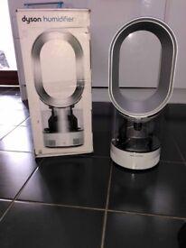 Dyson AM10 0.8 Gallons Humidifier & Fan - White/Silver