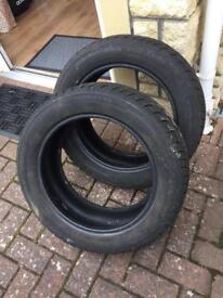 Avon Ice Touring winter tyres 205/55/16