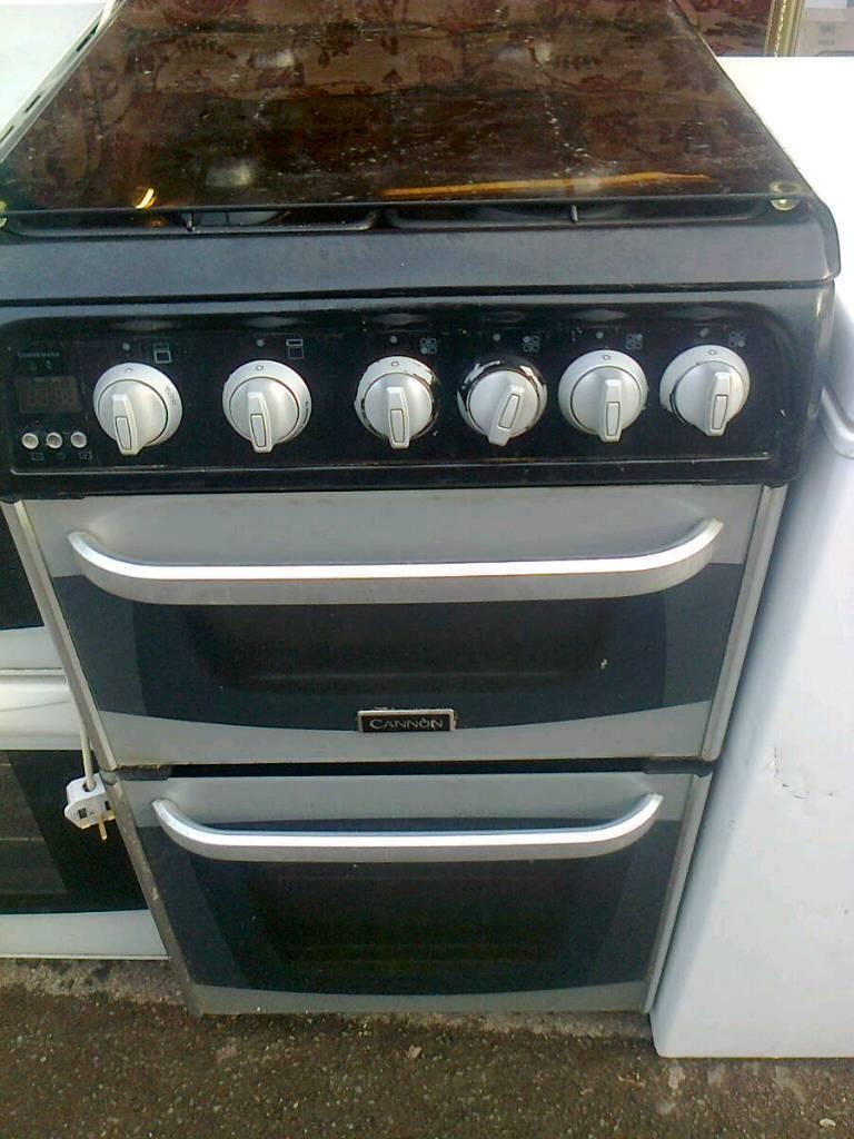 Gas cooker, canon