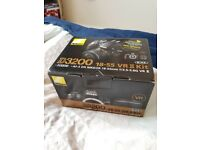 Nikon D3200 with original box