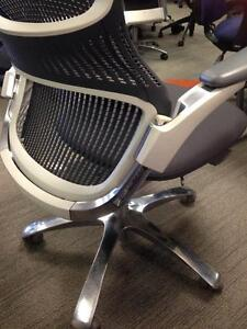 Knoll Generation Chair with Chrome base