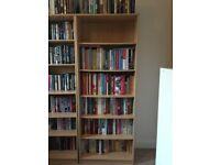 "Book Case - 73.5"" Tall, 5 shelves"