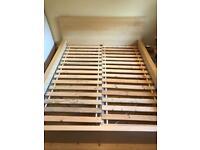 Ikea Malm bed frame king size