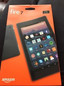 Kindle fire 7 a week old