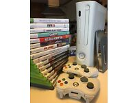 XBOX 360 + Massive Game collection, Great value