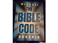 The Bible code by Michael Drosnjn