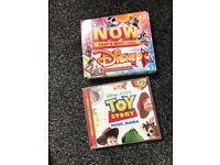 Disney amd toy story cd