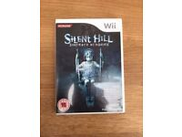Wii/Wii U - Used Silent Hill Shattered Memories & Manhunt 2