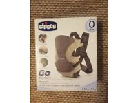 Chicco baby carrier for sale