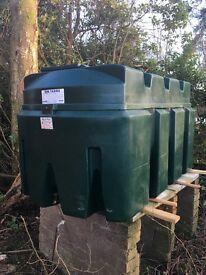 Oil tank double skin 2500 litre