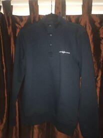 Henri Lloyd navy sweatshirt size S (small) brand new with tags
