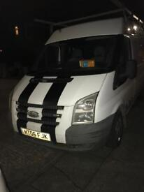 2006 for transit 2.2 fwd 85ps 11month mot