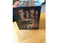 Complete Farscape season one dvds